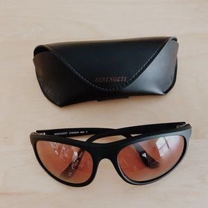 Serengeti Alessio Sunglasses with Case
